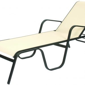 D013 Chaise Lounge – Stackable
