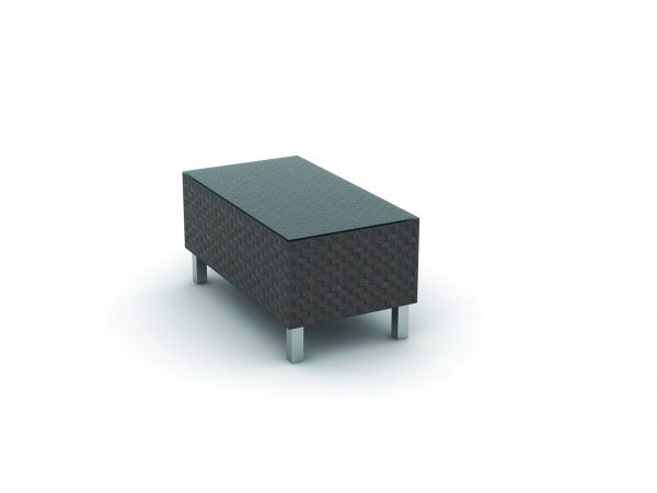 Radiate Wicker collection table