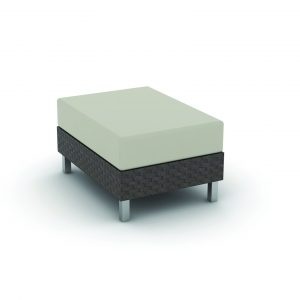D647 Ottoman Section Cushion