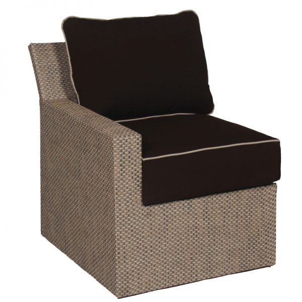upholstered summer collection Section Chair