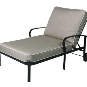 D913 Wide Chaise Lounge