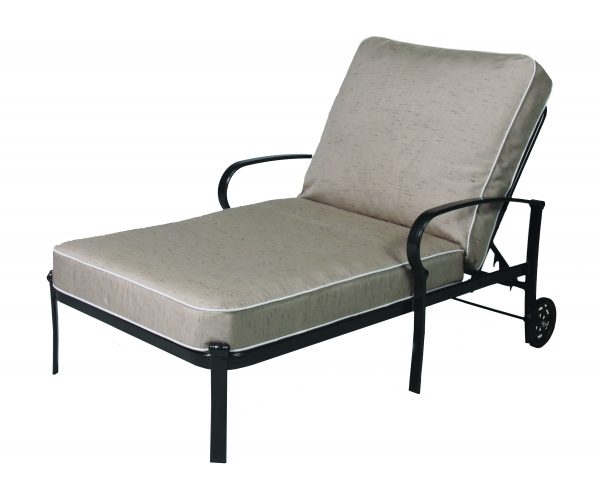 Wide Chaise Lounge
