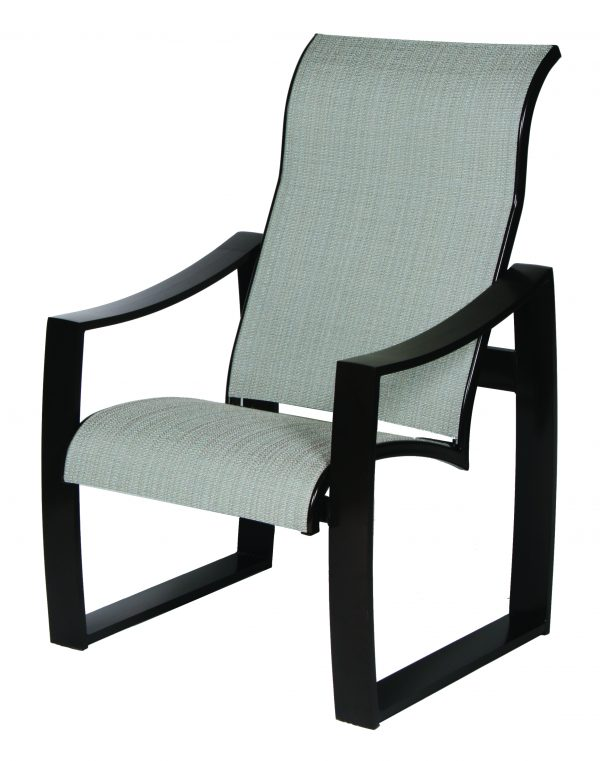 Pinnacle Sling & Cushion Collection Dining Chair