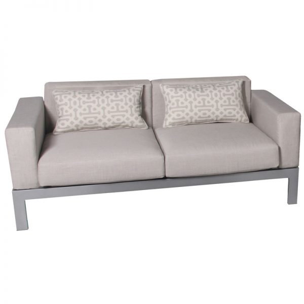 upholstered Vectra Breeze collection Love Seat