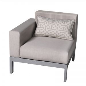 E924 Right Arm Chair Cushion