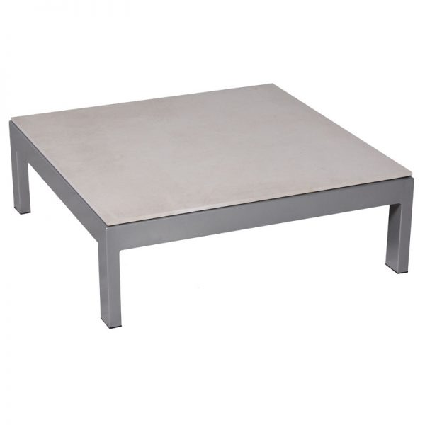 upholstered Vectra Breeze collection coffee table