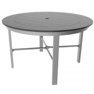 """MR48-2 48"""" Round Counter Dining"""