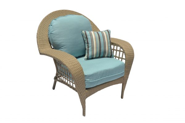 Sedona Wicker collection Leisure Chair