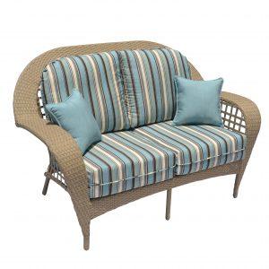 129-19 Loveseat Cushion
