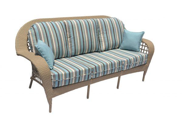 Sedona Wicker collection sofa