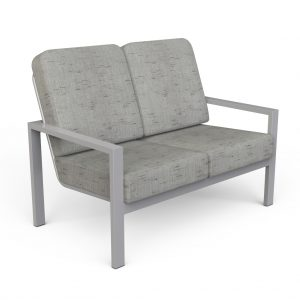 E441 Vectra Bold Cushion Loveseat