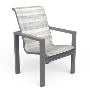 E430 Vectra Sling Dining Chair