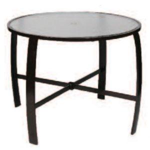 42BKD Bar Height Table