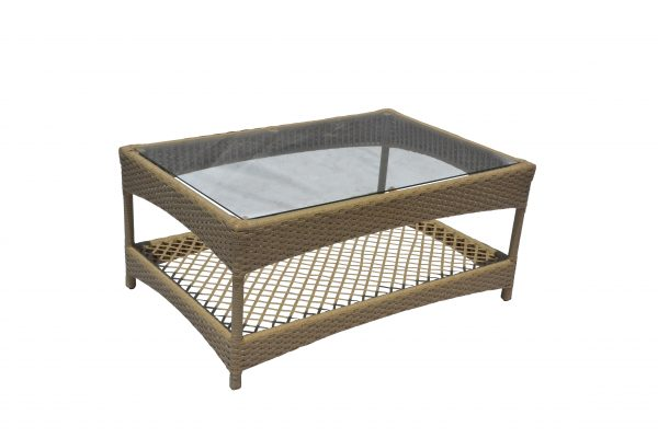 Sedona Wicker collection table