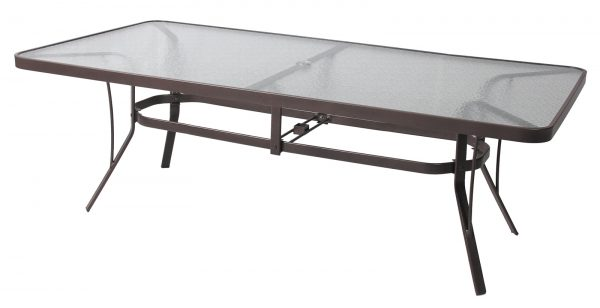 Rectangle Glass Table