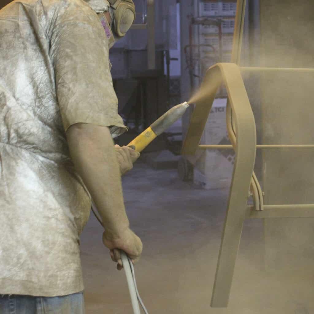 Platinum Bond Pretreatment Spray Washer