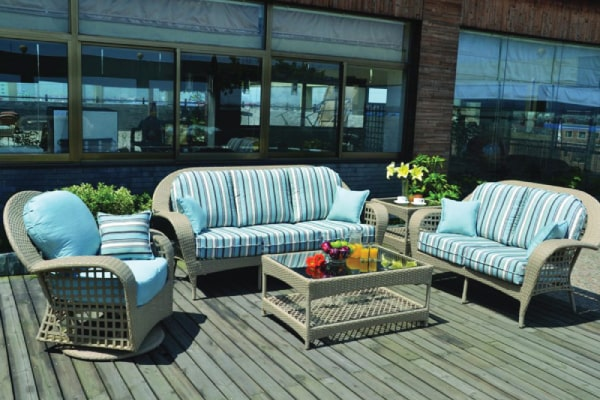Discover Built-to-Last Patio Furniture