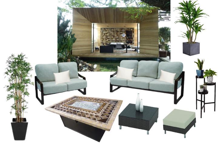 indoor - outdoor transition